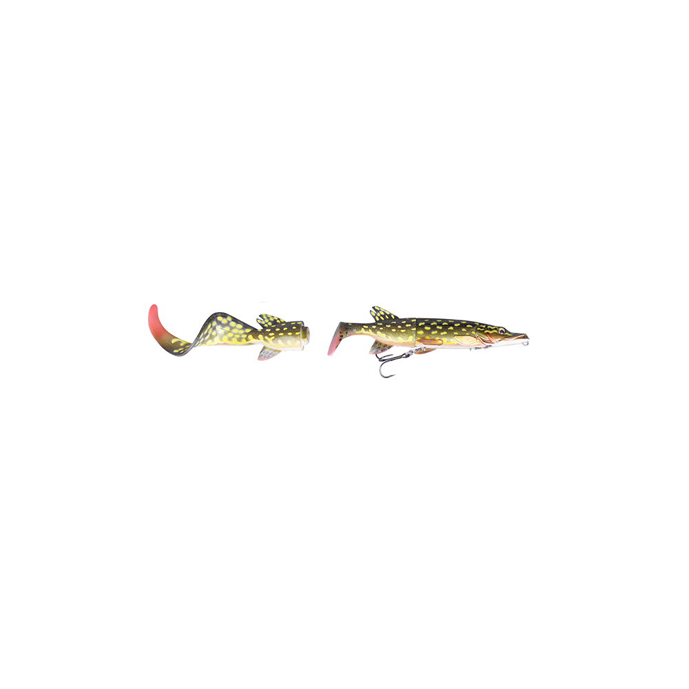 Savage Gear 3d Hybrid Pike 17cm - 45gr Yellow Pike - Wobler
