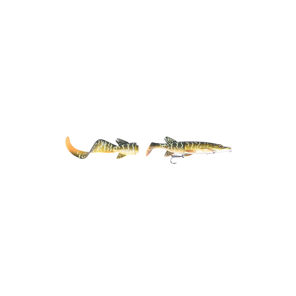 Image of   Savage Gear 3d Hybrid Pike 17cm - 45gr Pike - Wobler