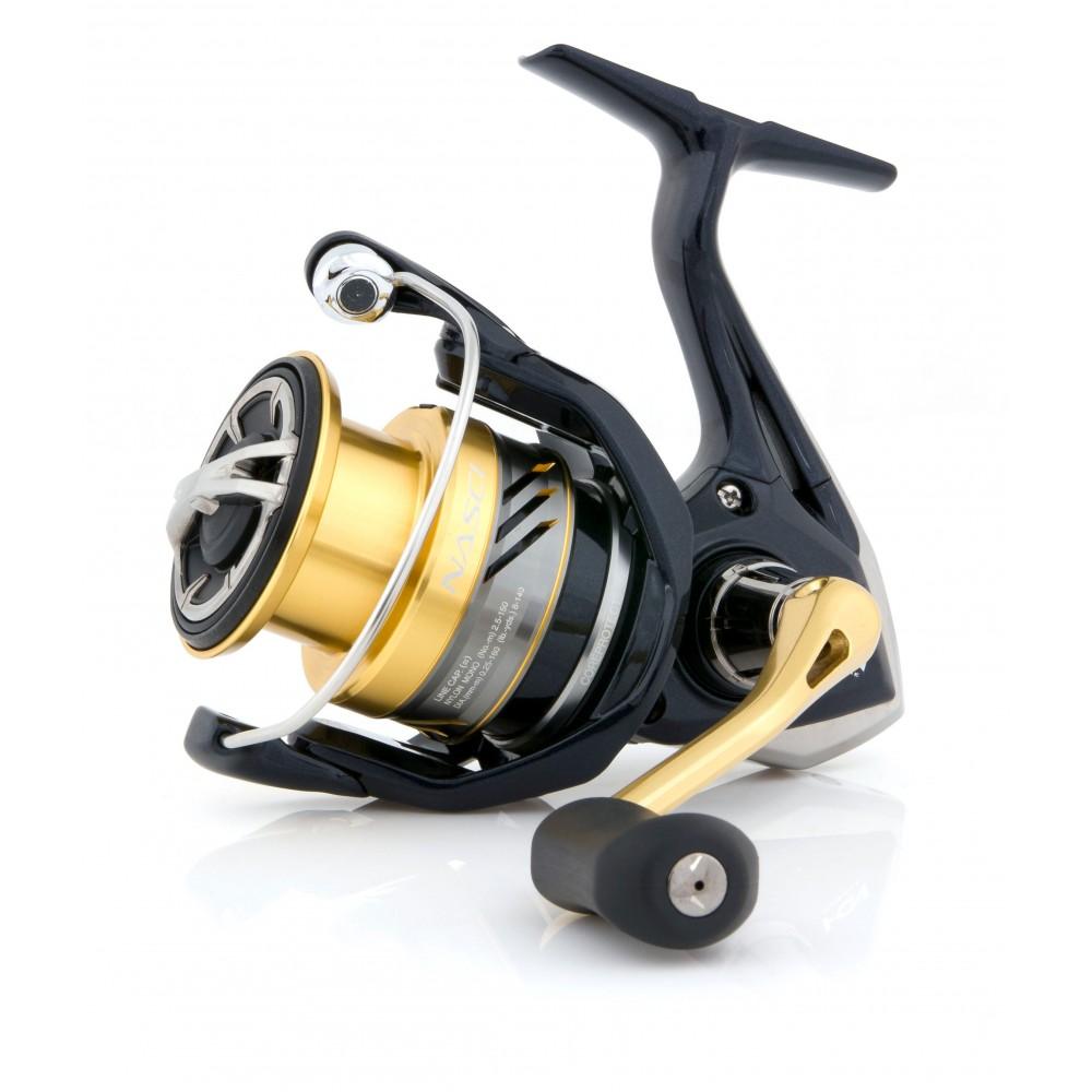 shimano – Shimano nasci fb 500 - fastspolehjul fra fisk på krogen