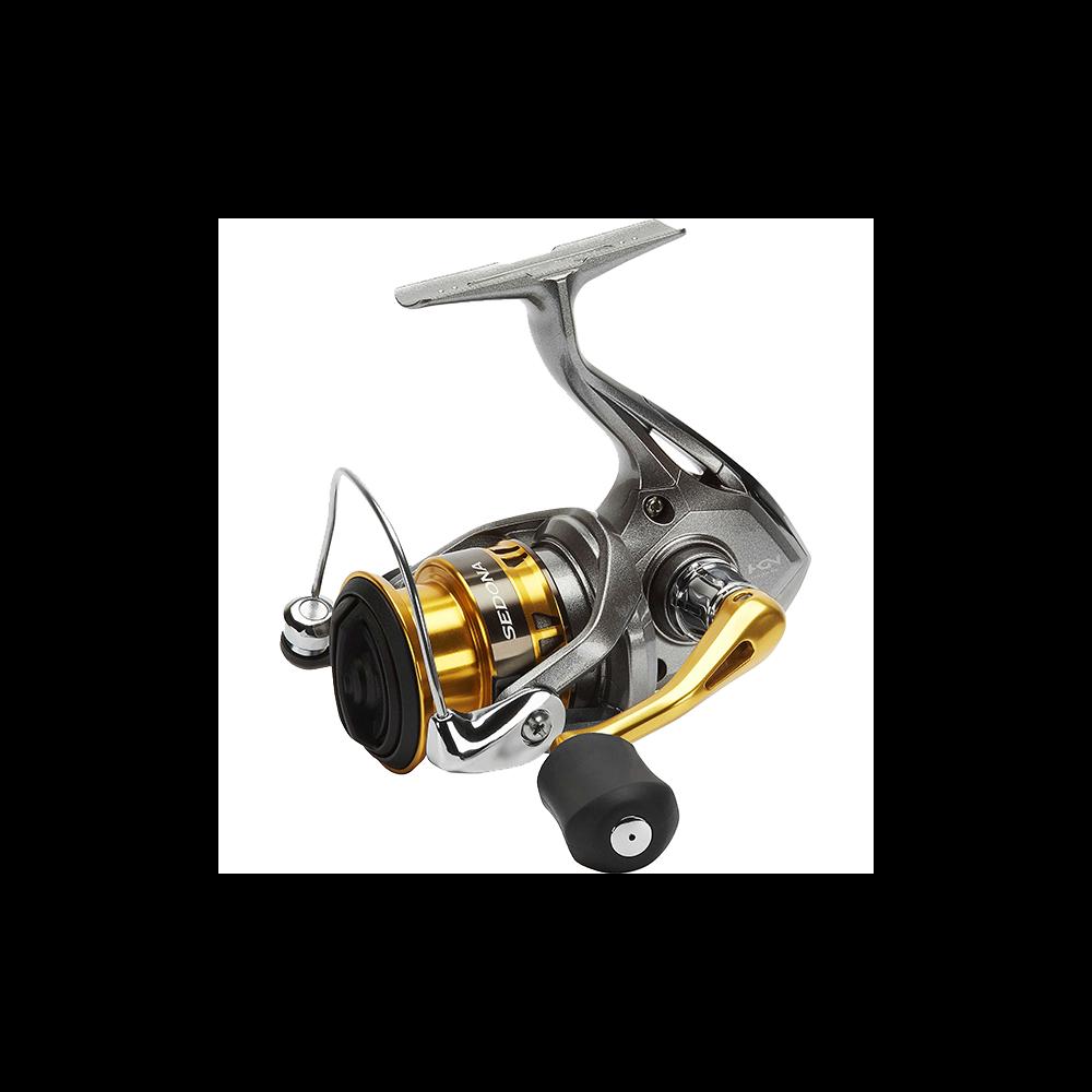 Shimano sedona fi 500 - fastspolehjul fra shimano på fisk på krogen