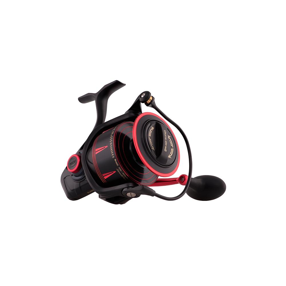 Penn slammer iii 6500 highspeed - havkastehjul fra penn på fisk på krogen
