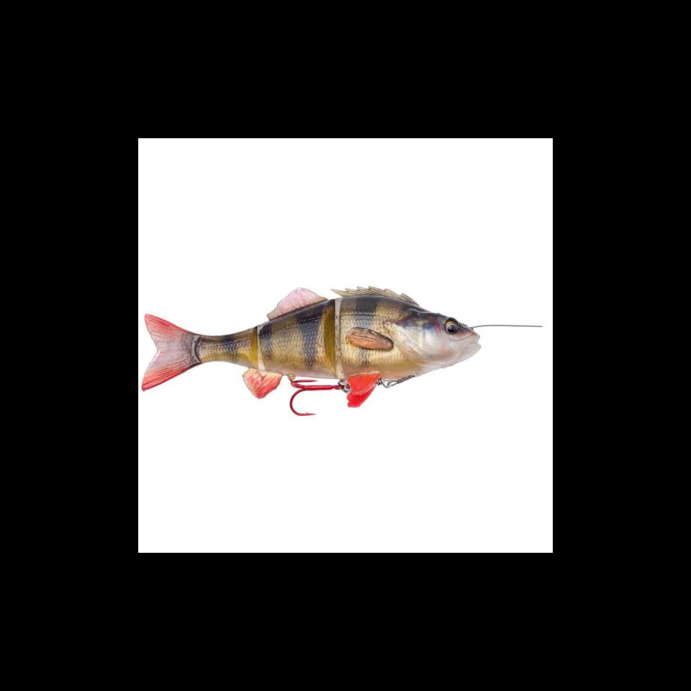 Image of   Savage Gear 4d Line Thru Perch 17cm - 63gr Perch - Softbait