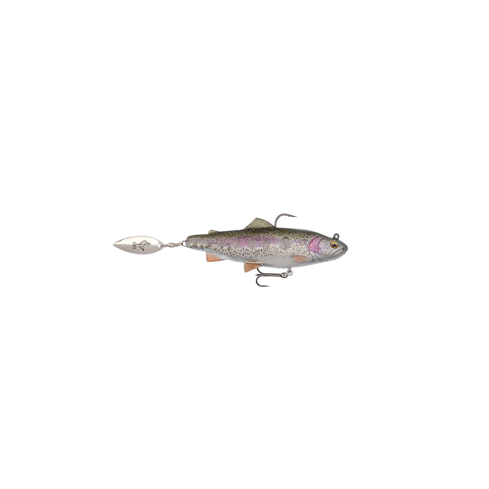 Savage Gear 4d Trout Spin Shad 11cm - 40gr Rainbow Trout - Softbait thumbnail