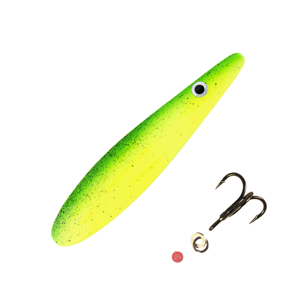 Image of Abu Garcia Mo Inline 16 Gr Green/chartreuse - Blink