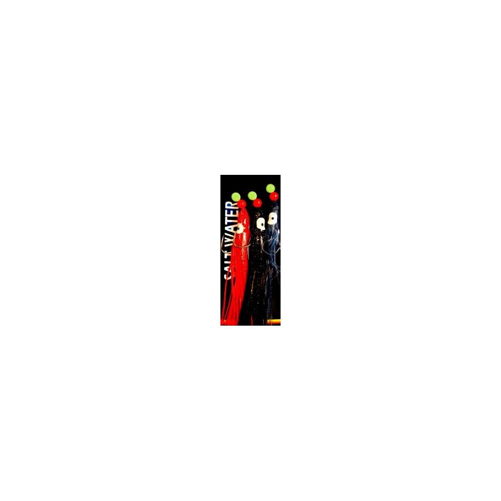 Westland Torskeforfang 8 Rød/sort/sort - Torskeforfang