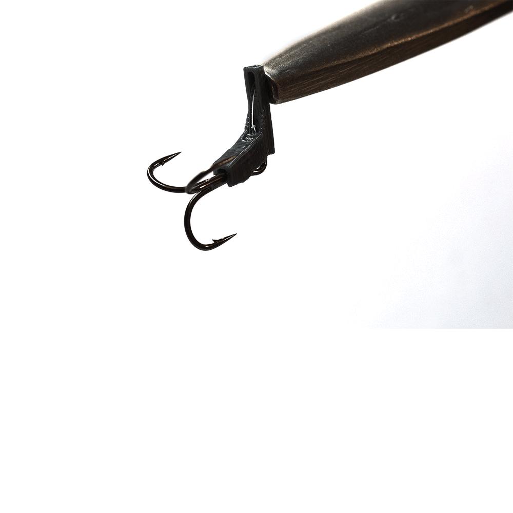 Release connector sort - gennemløber fra jens bursell fra fisk på krogen