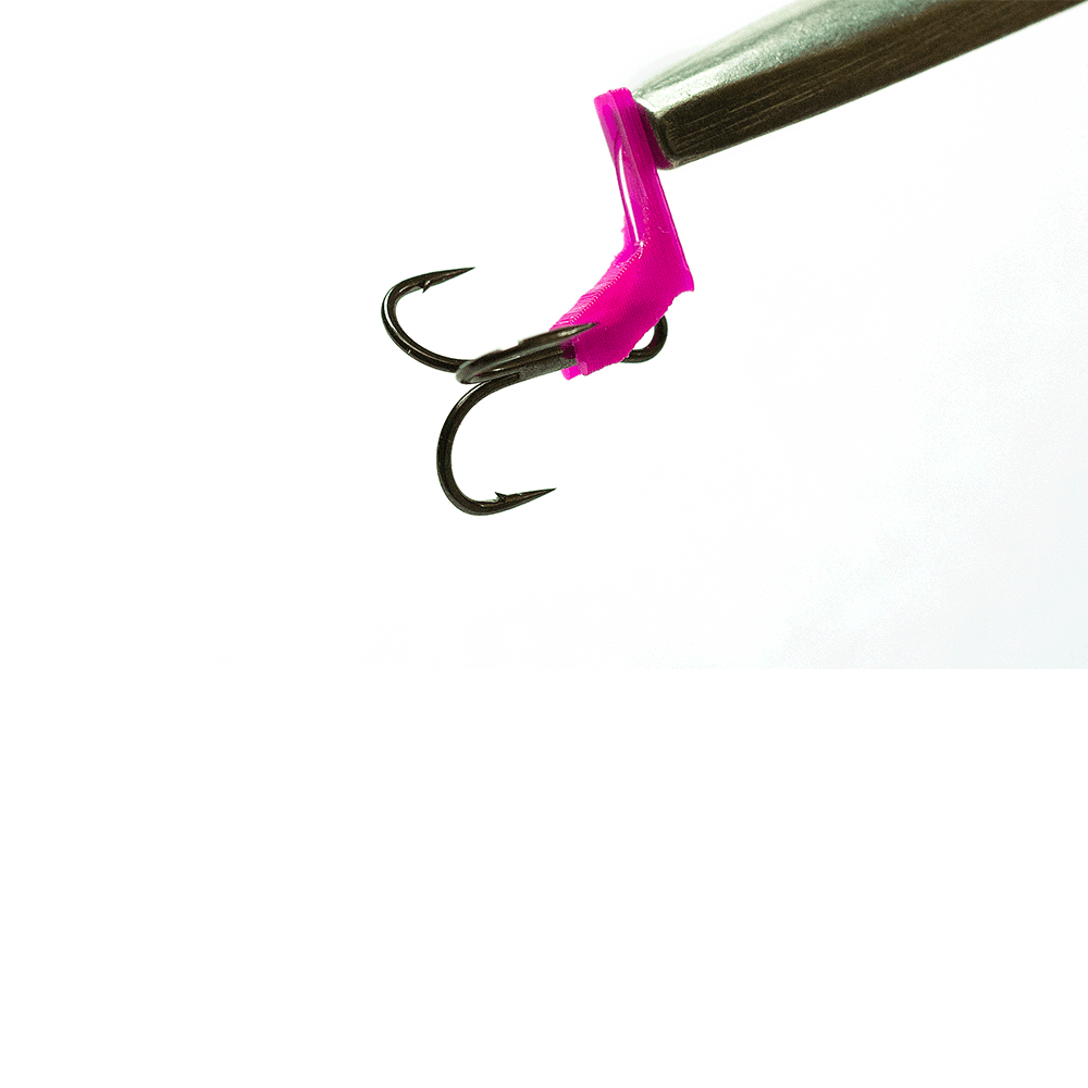 Release connector pink - gennemløber fra jens bursell fra fisk på krogen