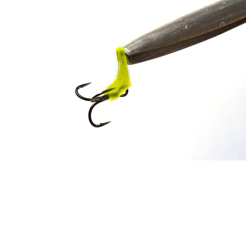 Release connector neongul - gennemløber fra jens bursell fra fisk på krogen