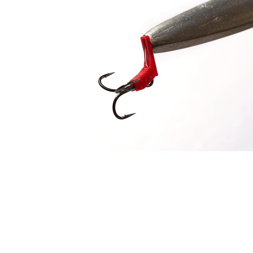 jens bursell – Release connector rød - gennemløber fra fisk på krogen