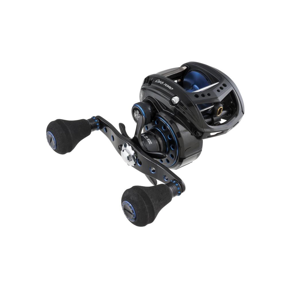 abu garcia – Abu garcia revo toro beast 51 hs lh - multihjul fra fisk på krogen