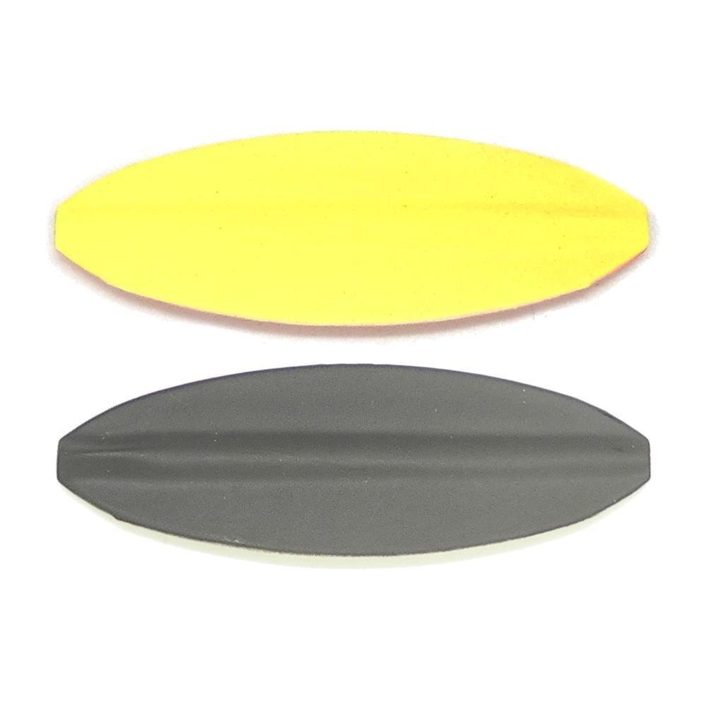 Præsten ul 4,5gr black/yellow - præsten fra viking lures fra fisk på krogen
