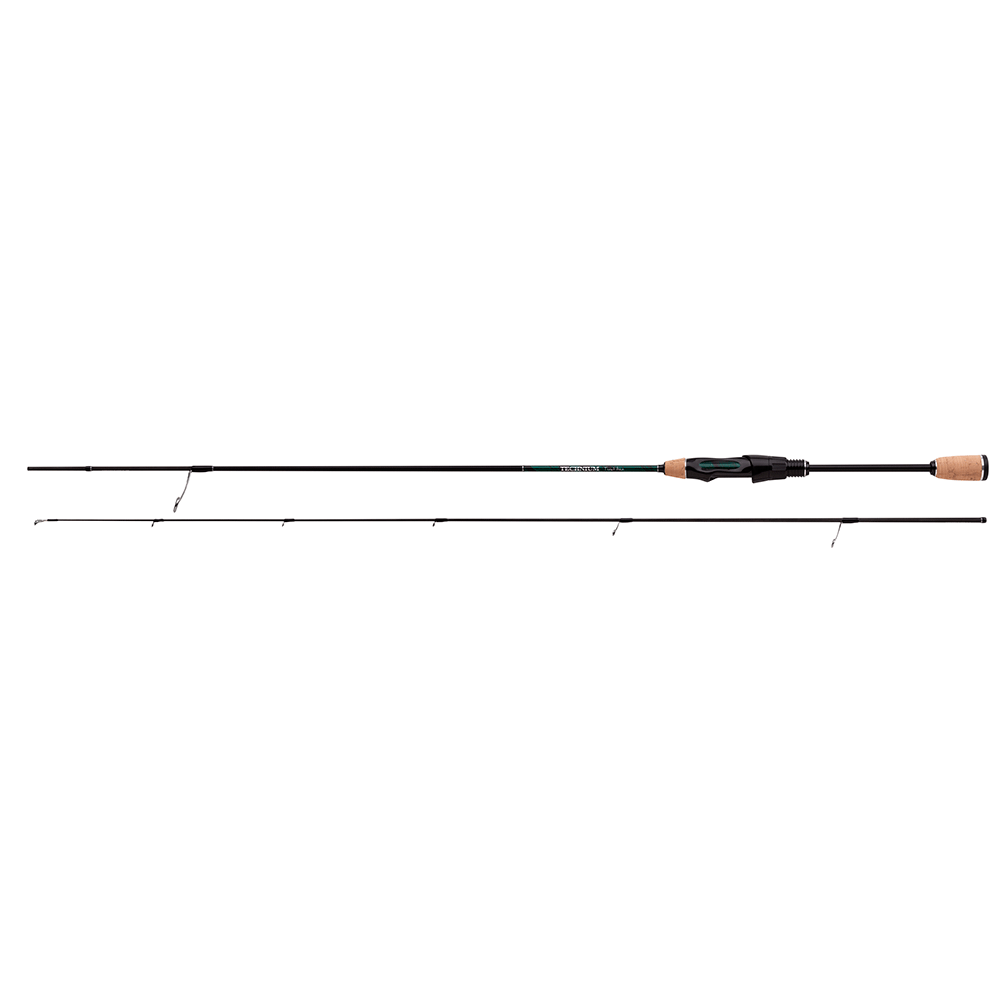 shimano shimano technium trout area 195cm - 0,5-3gr - ul fiskestang