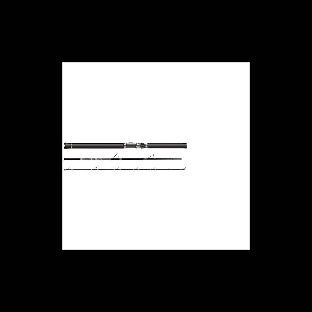okuma – Okuma cortez black 66 20-30lbs - pirkestang på fisk på krogen
