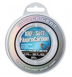 Savage Gear Soft Fluoro Carbon