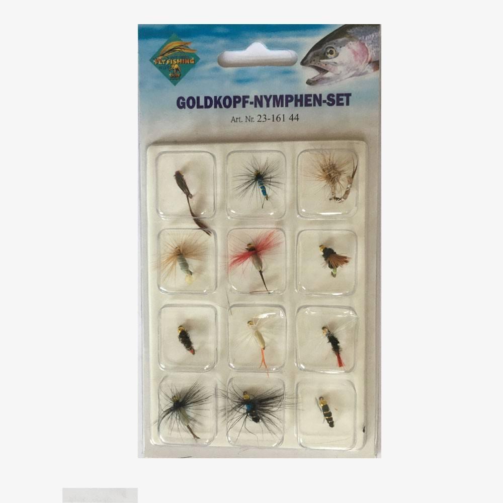 behr Behr goldhead fluepack - fluer fra fisk på krogen