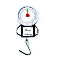 Vægt med målebånd 22 kg