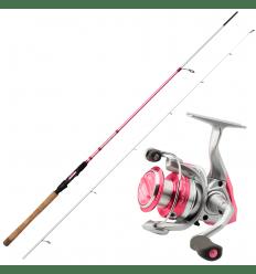 Okuma Pink Pearl Sæt