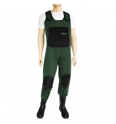 Roy Fishers Water Bug Neopren Waders med støvle