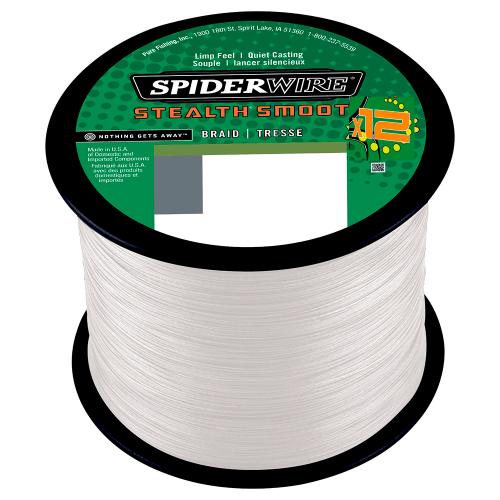Spiderwire Stealth Smooth 12 Bulkspole 2000m