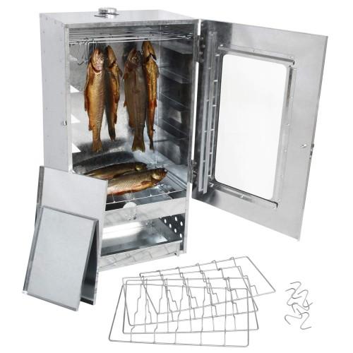 Eversmoke Rygeovn Magnum Pro med skive inkl. Termometer