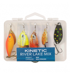 Kinetic River Lake Mix 5pcs