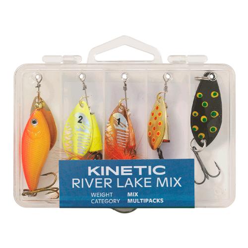 Kinetic River Lake Mix 5pcs