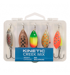 Kinetic Creek Mix 5pcs
