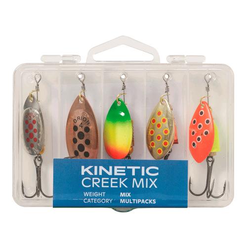 Kinetic Creek Mix 5pcs