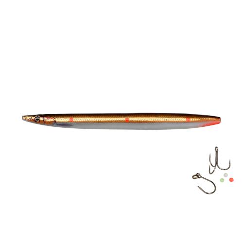 Sandeel Copper Orange Dots
