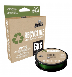 Sufix Recycline 150m green