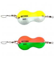 SPRO Butt Spoon - Fladfiskeske