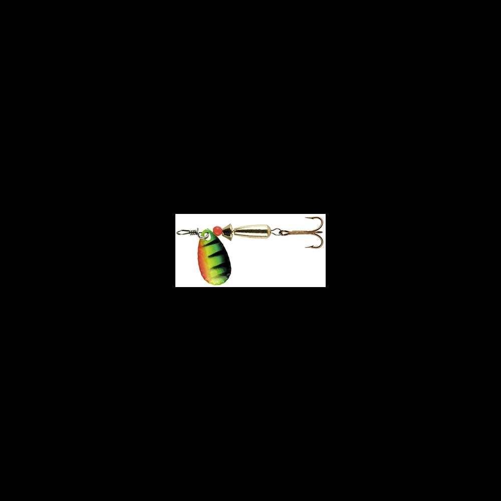 Abu Garcia Droppen Spinner 6 Gr Tiger - Spinnere