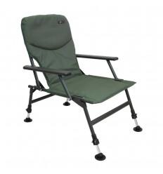 Cyprinus Steel Arm Chair