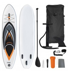 Waterside SUP X-Bay White Edition Stand Up Paddle Board
