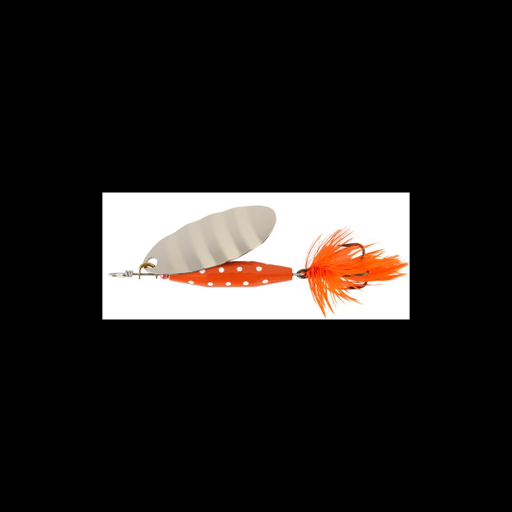 Abu Garcia Reflex Red Spinner 7 Gr S - Spinnere