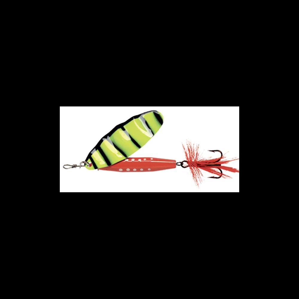 Abu Garcia Reflex Red Spinner 7 Gr Ye - Spinnere