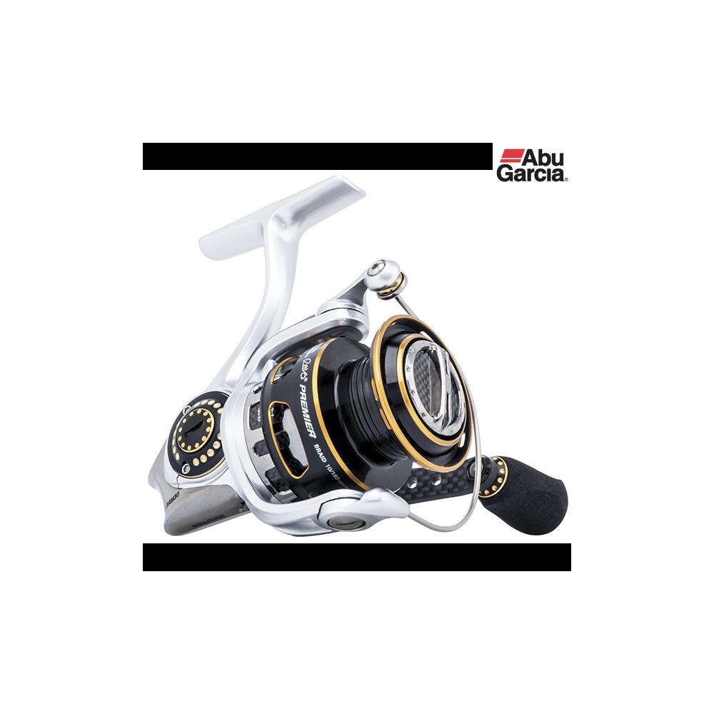 abu garcia – Abu garcia revo premier spin 30 - fastspolehjul på fisk på krogen
