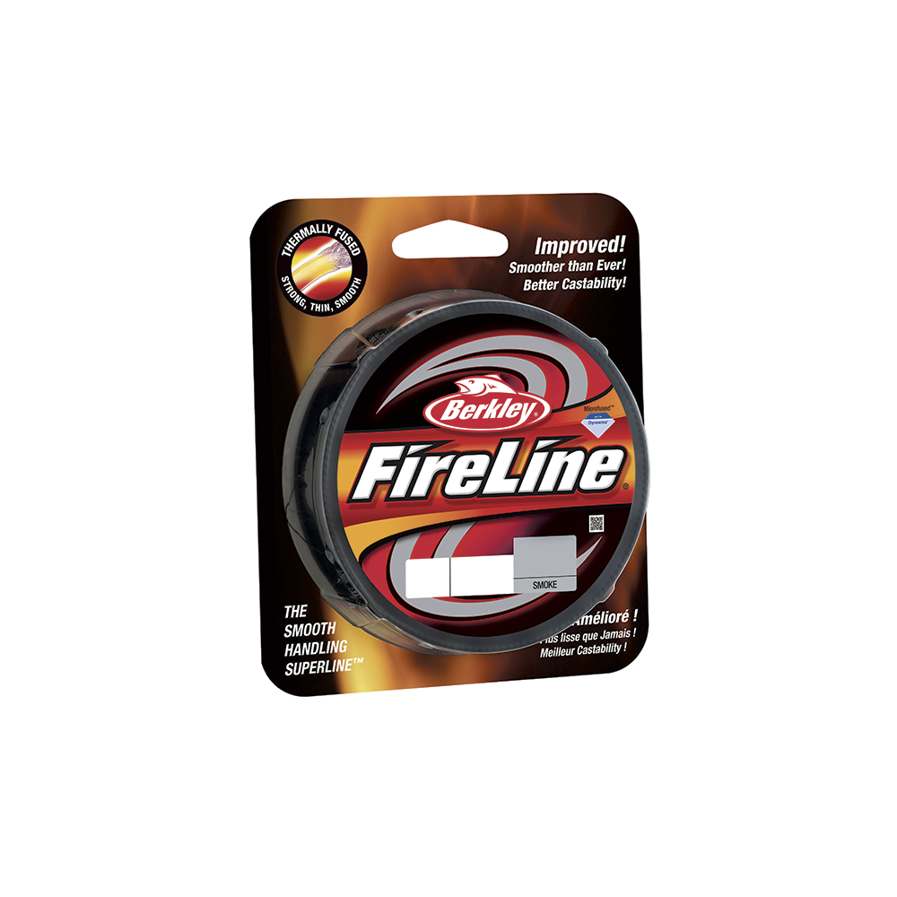 Fireline Smoke 0,17mm - Fletline
