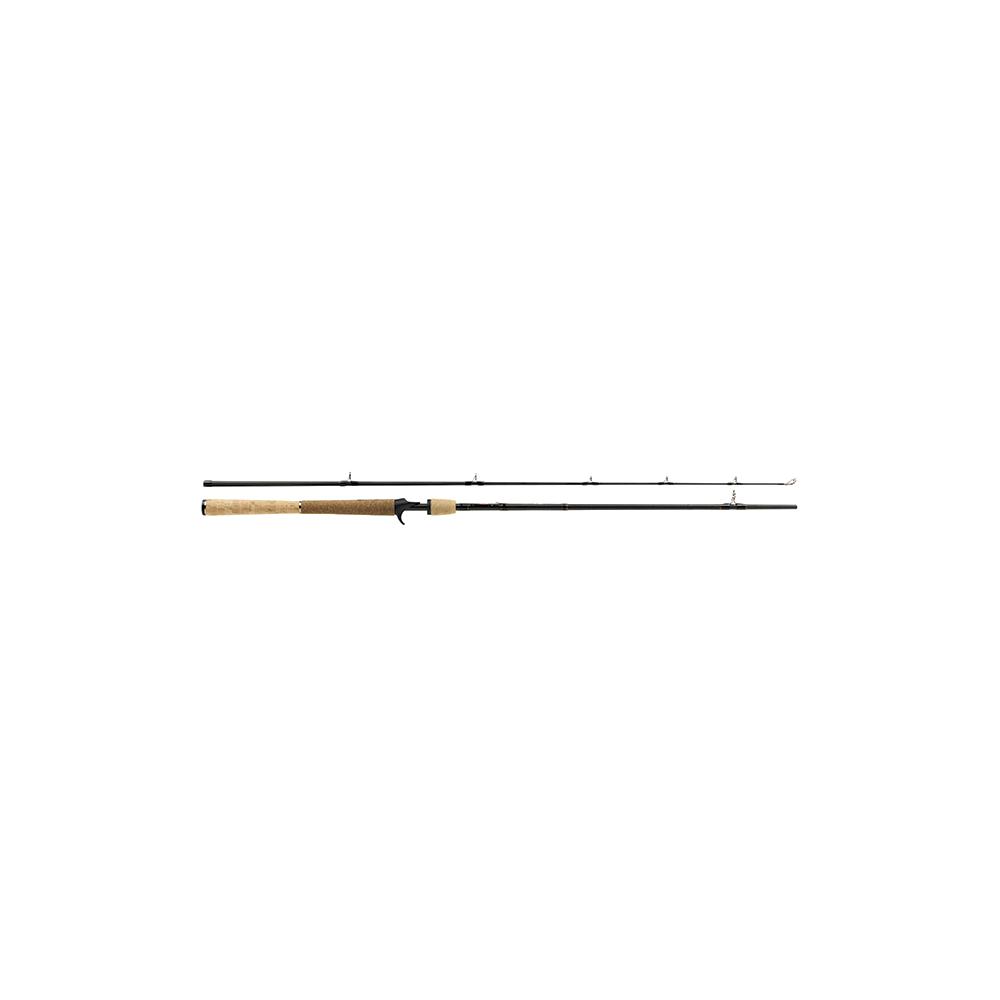 Berkley lightning ht jerkbait 66 80-100gr - jerkbait stang fra berkley på fisk på krogen