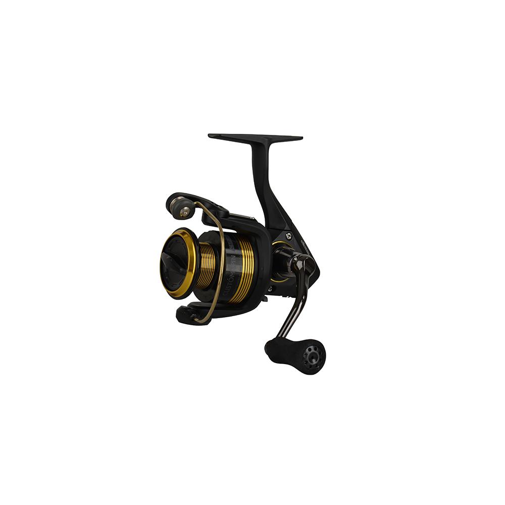 okuma – Okuma custom spin 25 - fastspolehjul på fisk på krogen