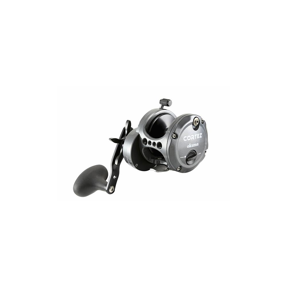 okuma – Okuma cortez cz-10s - havhjul fra fisk på krogen