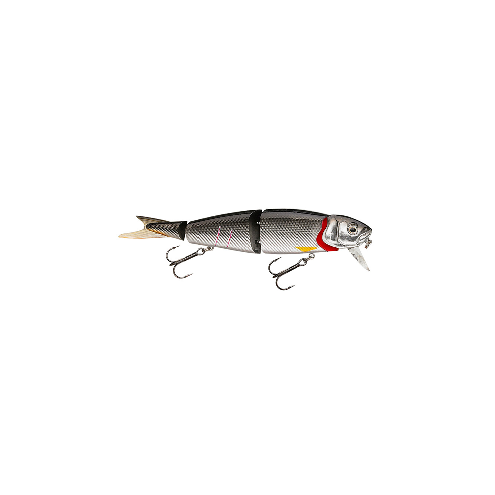 savage gear Savage gear 4play herring liplure 19cm - 52gr dirty silver - wobler fra fisk på krogen