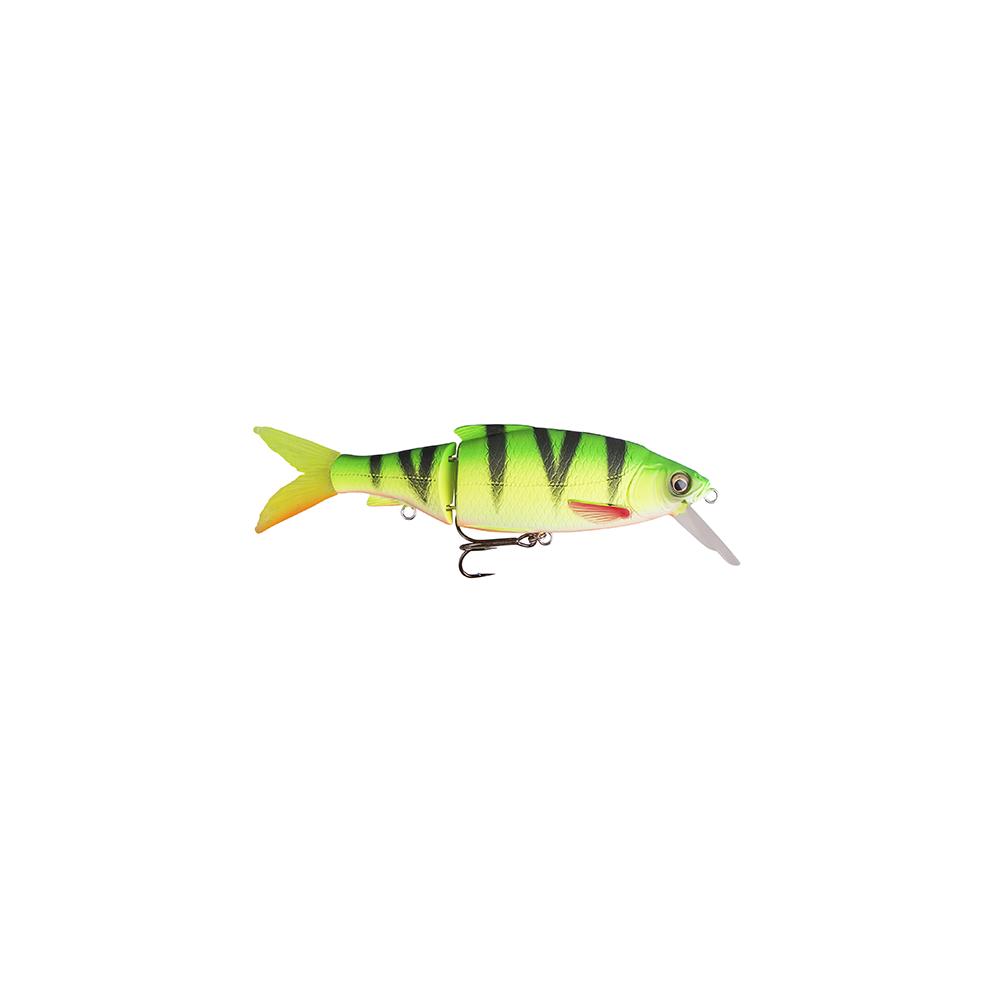 savage gear – Savage gear 3d roach lipster 18,2cm - 67gr firetiger - wobler på fisk på krogen