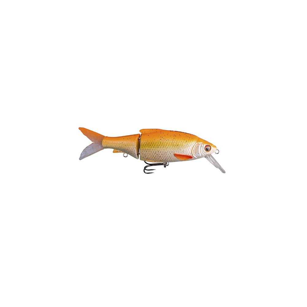 savage gear – Savage gear 3d roach lipster 13cm - 26gr goldfish - wobler på fisk på krogen