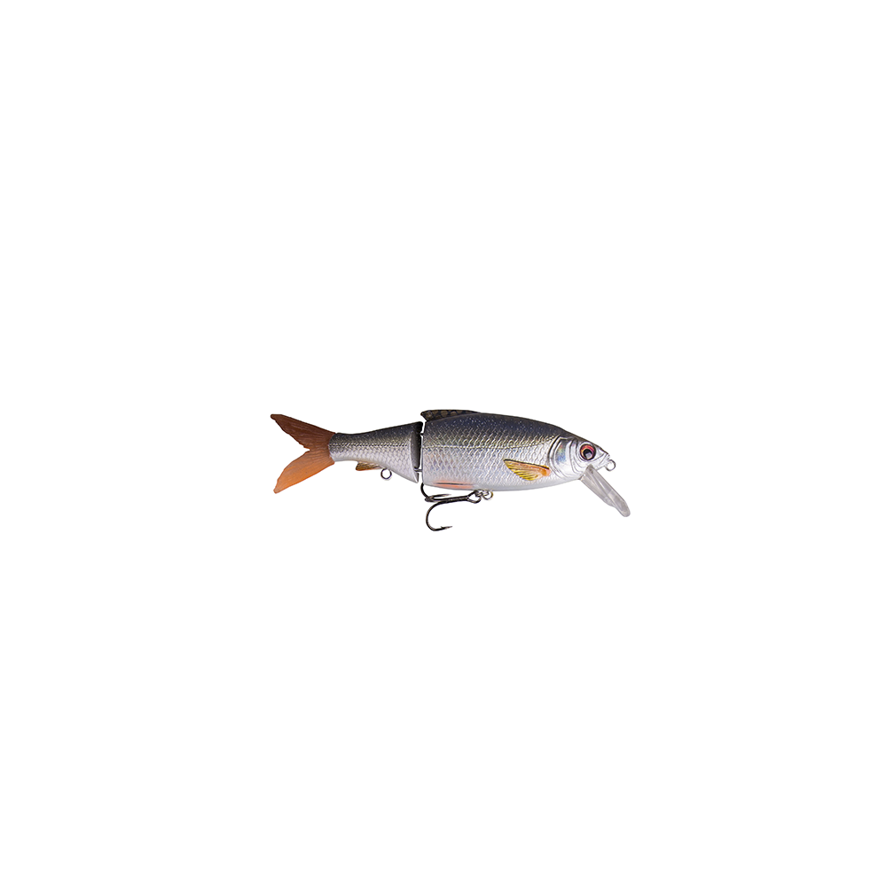 savage gear – Savage gear 3d roach lipster 18,2cm - 67gr roach - wobler på fisk på krogen