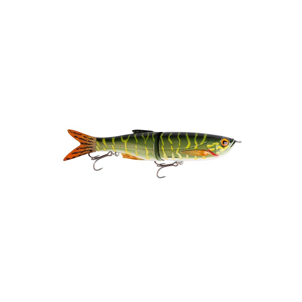 savage gear – Savage gear 3d bleak glide swimmer 13,5cm - 28gr pike - wobler på fisk på krogen