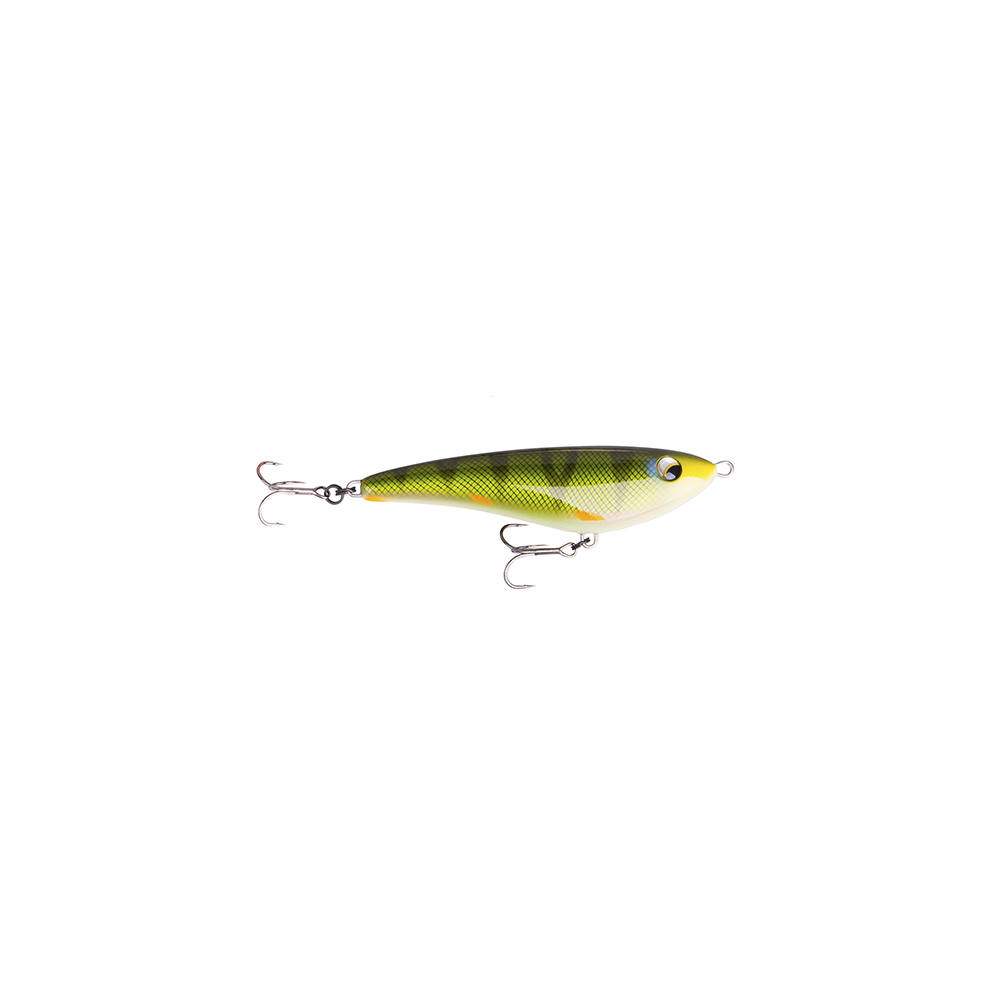 savage gear – Savage gear freestyler v2 13cm - 42gr perch - jerkbait på fisk på krogen