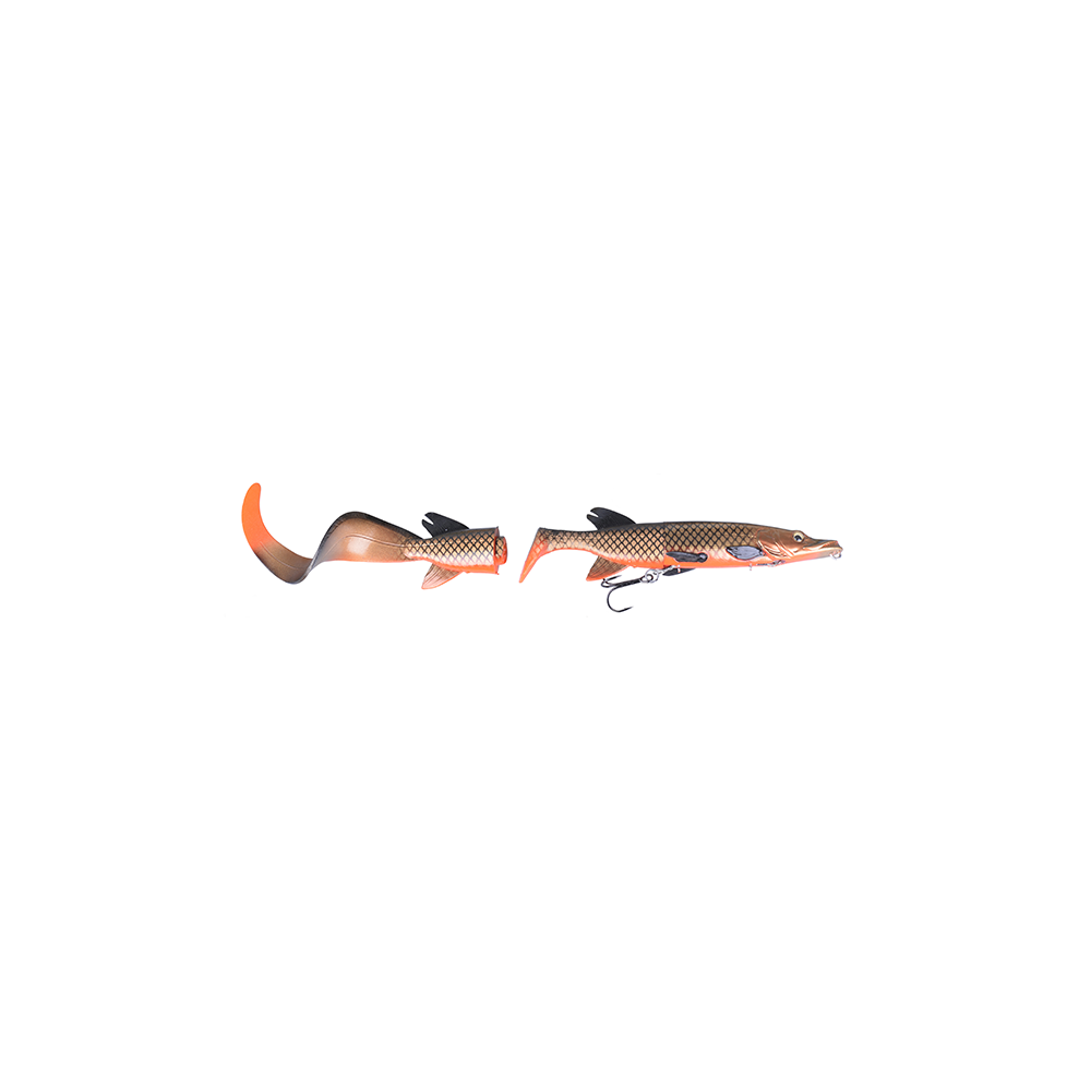 Image of   Savage Gear 3d Hybrid Pike 17cm - 45gr Red Copper - Wobler