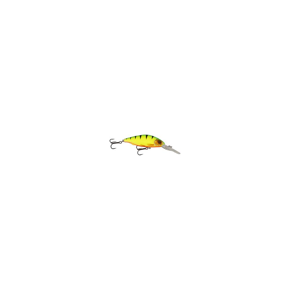 savage gear – Savage gear diving prey 6,3cm - 8gr firetiger - wobler på fisk på krogen