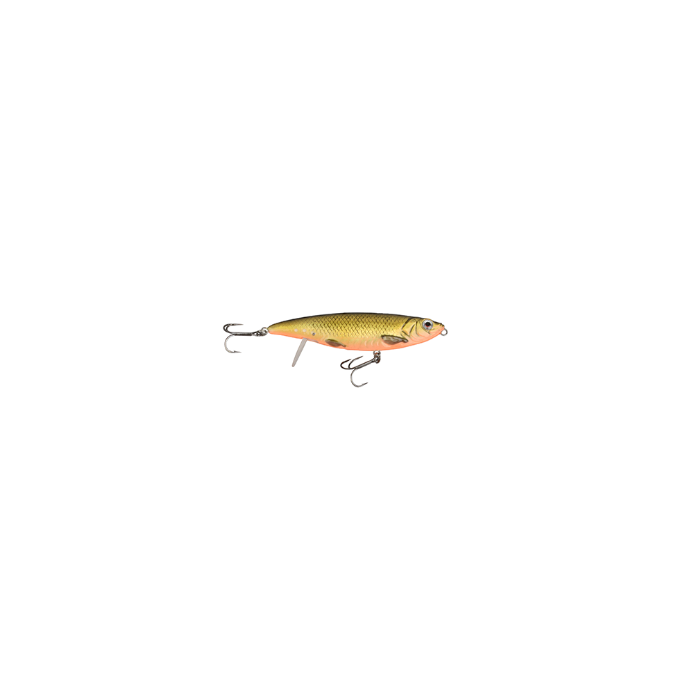 Savage Gear 3d Backlip Herring 10cm - 19gr Gold & Black - Wobler